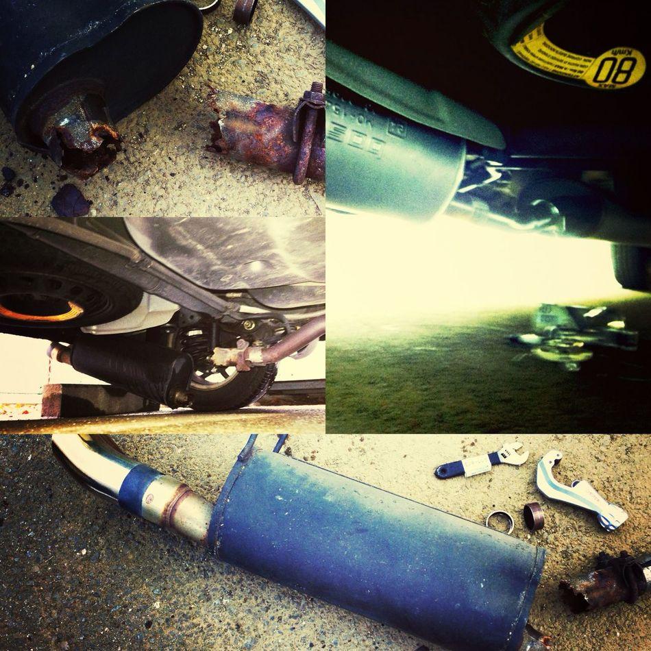 Multipla Car Maintenance Fiat