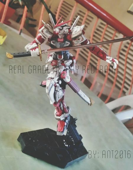 RealGrade AstrayRedFrame Gundam