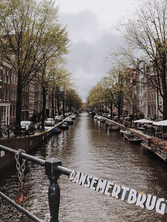 Postcard from Amsterdam Enjoying Life Hello World Exploring Amsterdam Holland Amsterdam Canal Travel Photography Rainy Days