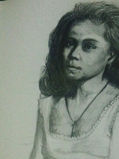 Practice sketching.... Derwent Pencilart Art Chaiphotojournal2015 Patriciasantosart Sketching Sketch EyeEmArtists