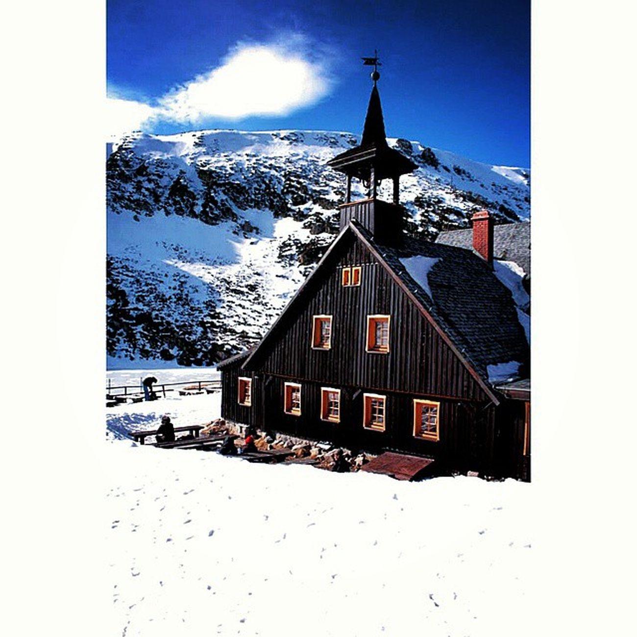When you find old pictures. Winter Snow Karpacz Samotnia Winter śnieżka Landscape Polishphotographer Travel Poland