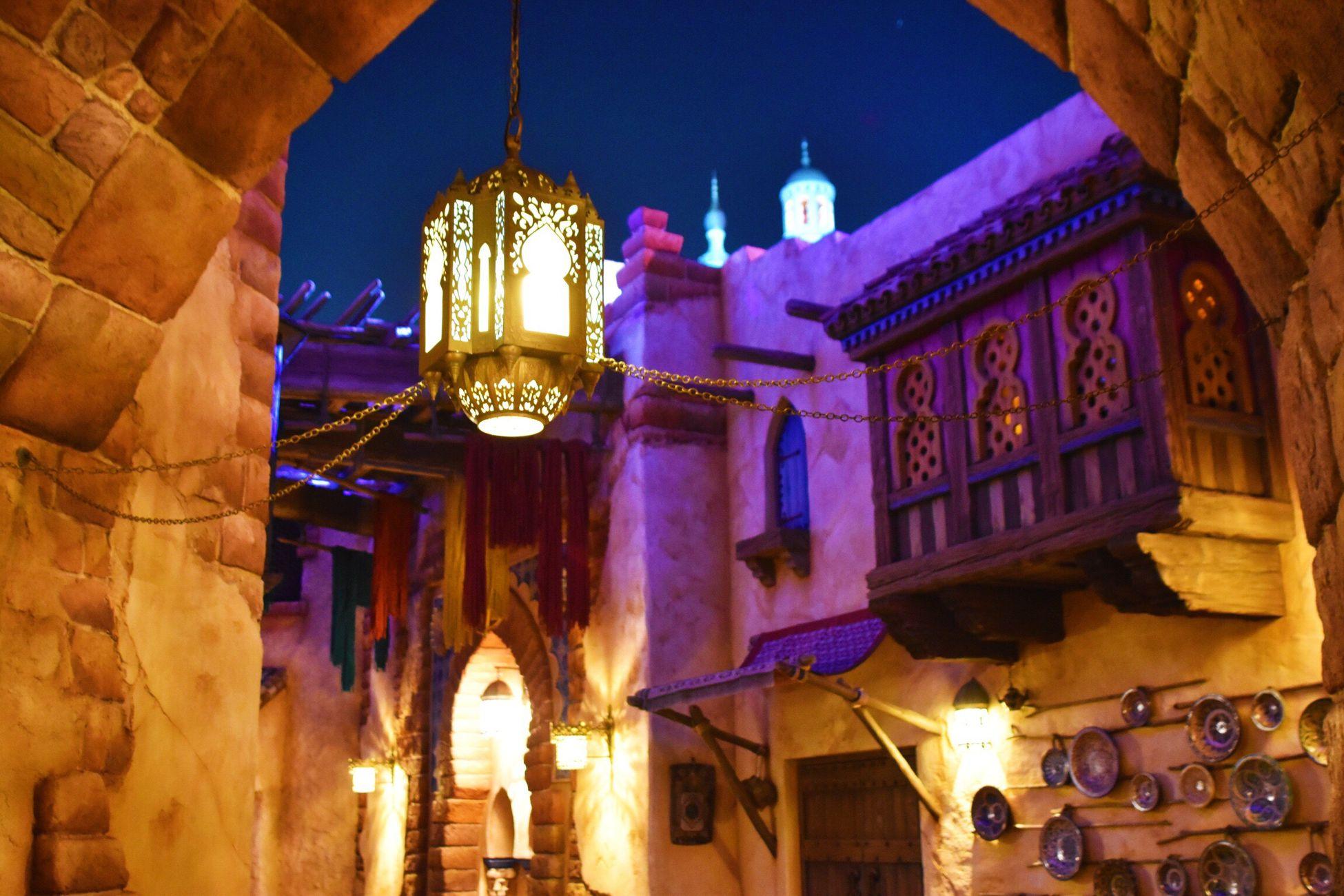 Tokyo Disney Sea アラビアンコースト