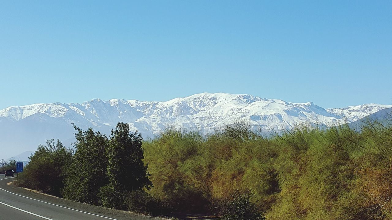 Losandes Chile Cordillera De Los Andes Latin America