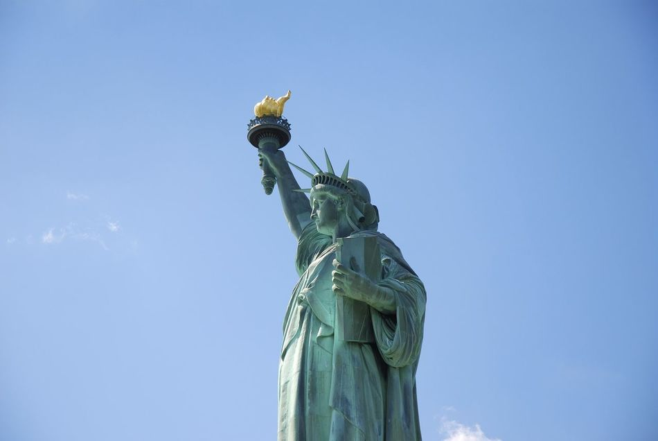 Beautiful stock photos of statue of liberty, American Culture, Art, Art And Craft, Copy Space