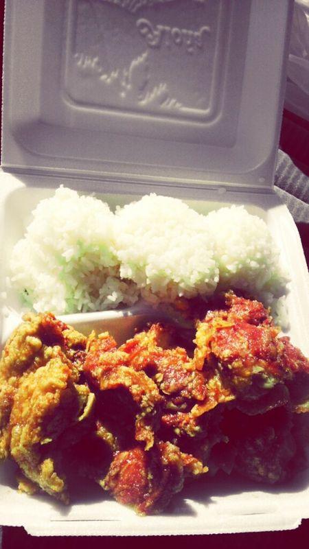 enfuego garlic chicken #lateupload