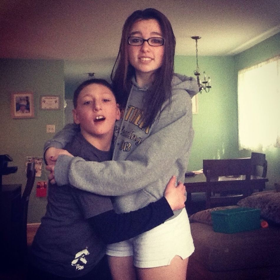 Best little brother in the worldd