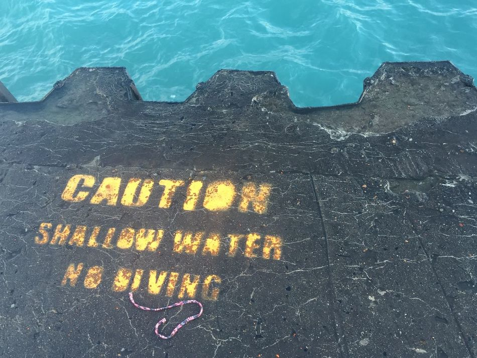 Caution ⚠️
