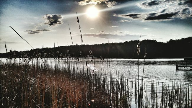 Taking Photos Clouds Sky Lake View Lakeshore Sky And Clouds Minnesota Skyporn Godscountry Minnesota Skies Clouds And Sky The Great Outdoors - 2016 EyeEm Awards