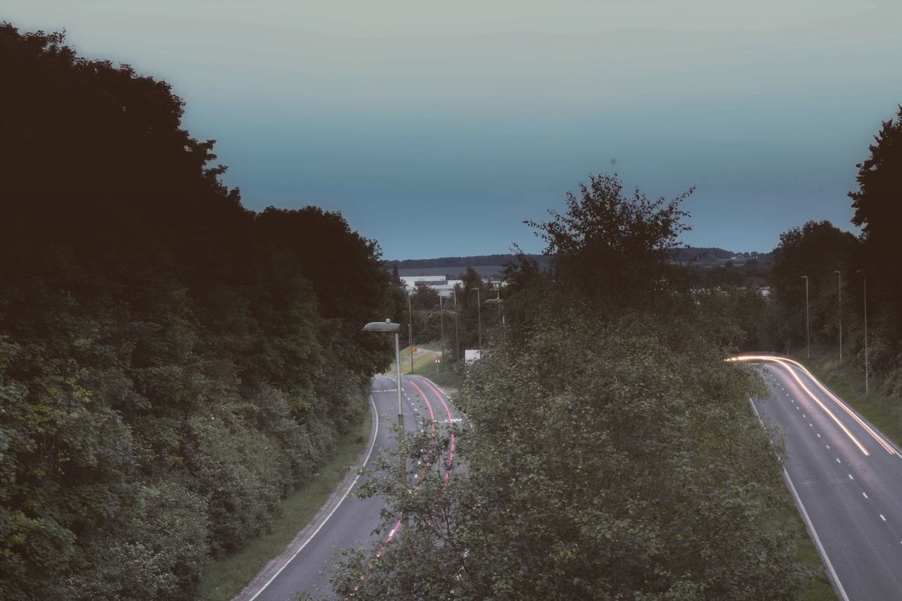 transportation, road, tree, the way forward, curve, nature, outdoors, no people, travel, day, sky, plant, beauty in nature