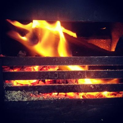 Ehmej Weekend Cold Stove fire