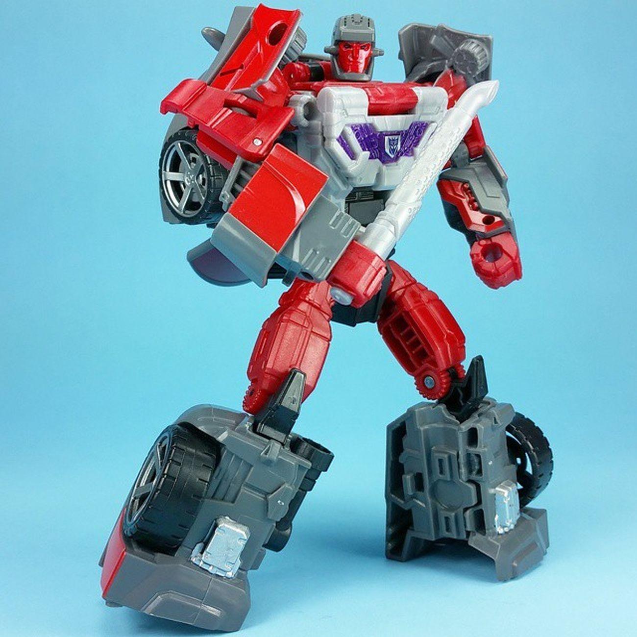 Transformers Combinerwars Wildrider. Menasor