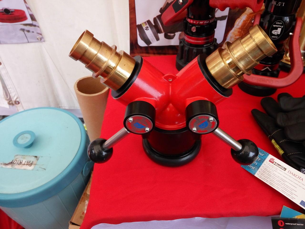 Firefighter Hydrantvalve Hydrantequipment FireFighting  fire system standard nfpa, ul certified, fm approved, ULc Certified product EyeEm Best Shots EyeEm Gallery