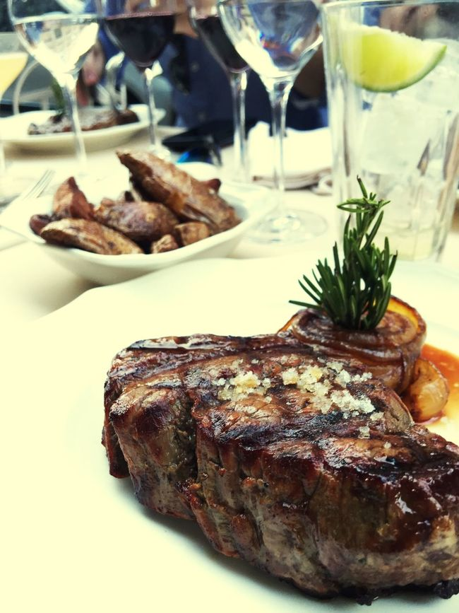 The best steak makes a prefect night The Foodie - 2015 EyeEm Awards