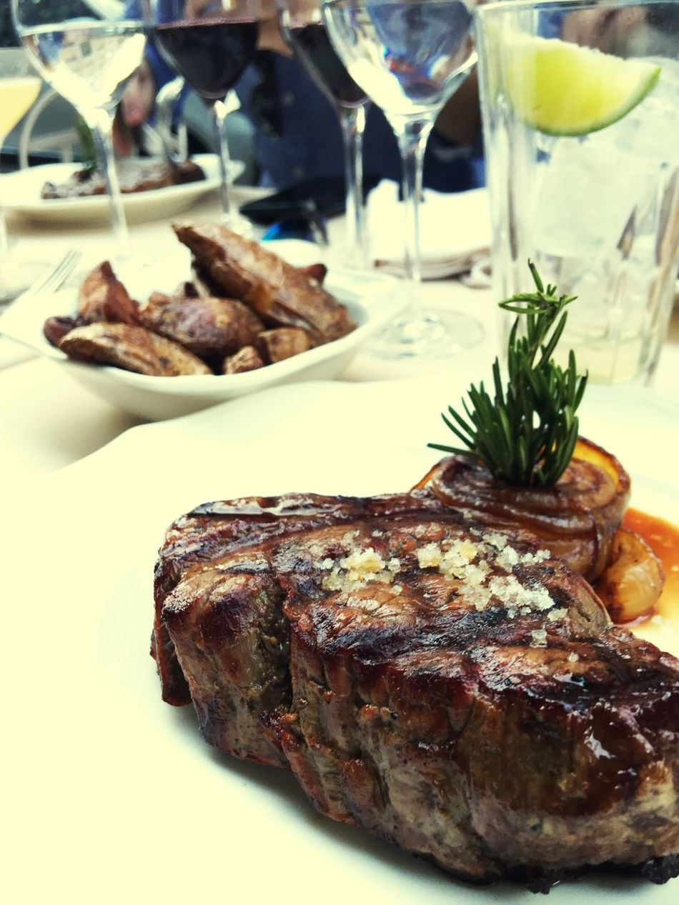 The best steak makes a prefect night The Foodie - 2015 EyeEm Awards