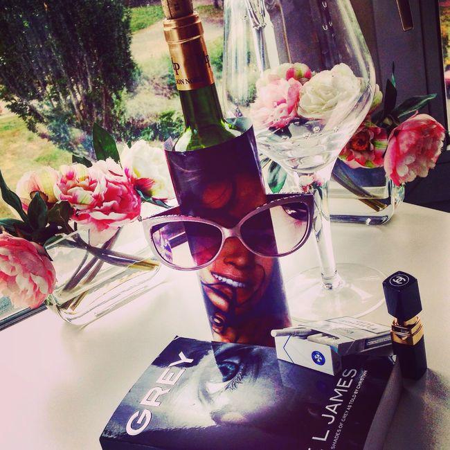 Wednesday 50nuancesdegrey Books Wine