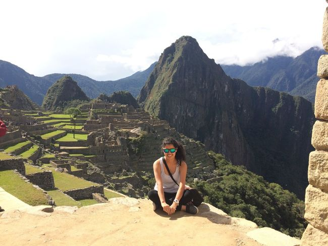 MachuPicchu Cuzco Enjoying Life