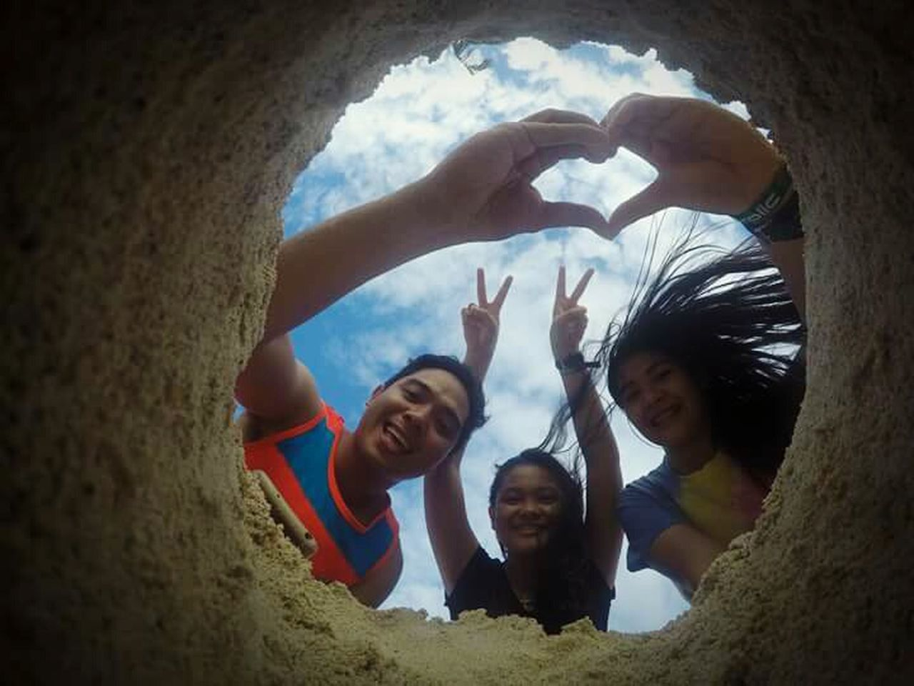 FamilyLove First Eyeem Photo Family Love Cousins  Sand Beach Gopro Amazing Together Foreveryoung