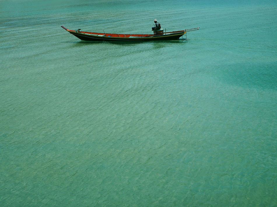 Beautiful stock photos of bangkok, Beauty In Nature, Blue, Boat, Day