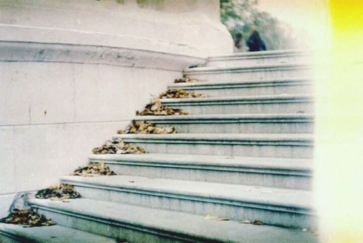 Stairs Filmisnotdead Earlyautumn