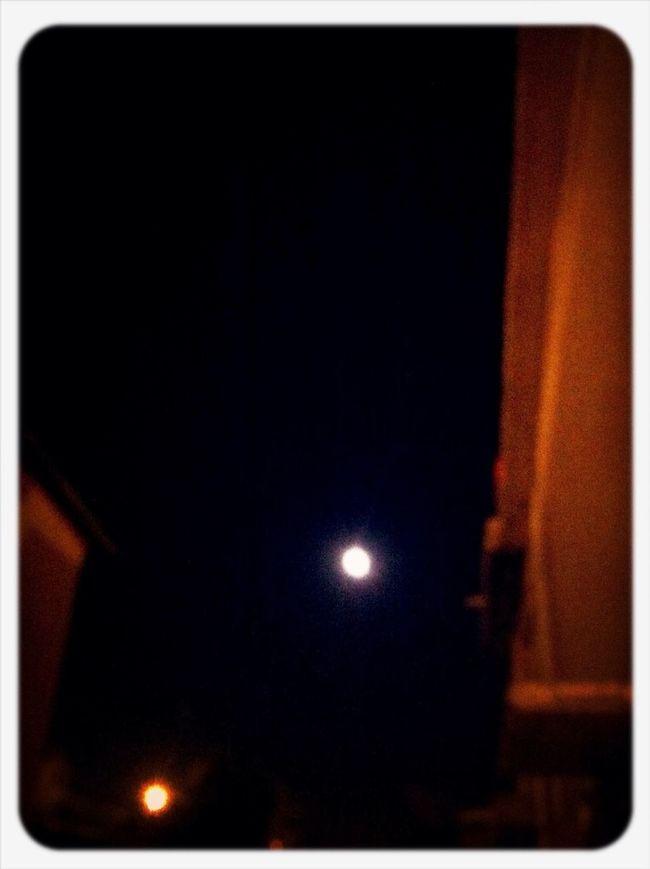 La ultima luna de octubre 2012