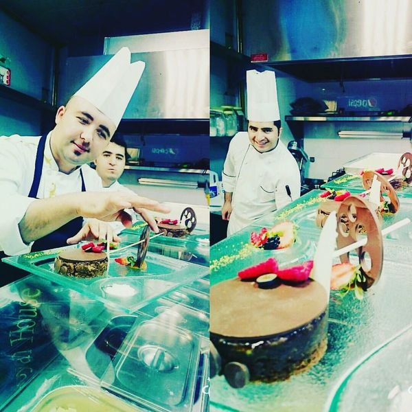 Brownie Brownie Cake♥ Royal House Restaurant Tasty😋 Delicious ♡ Come To The Try It