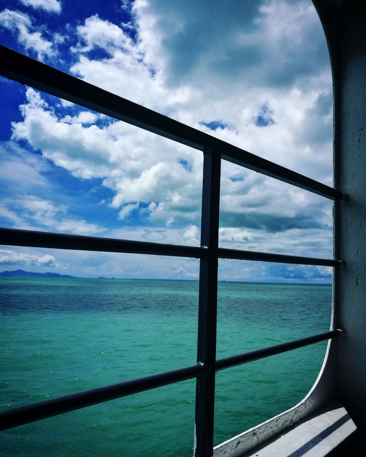 even a short break!! Sky Water Outdoors Nature Blue Thailand Travelling Traveller Sea And Sky Sea Sea Life Ferryboat Ferry Views Ferry Passengers Samui Island Samui Trip Samui, Thailand