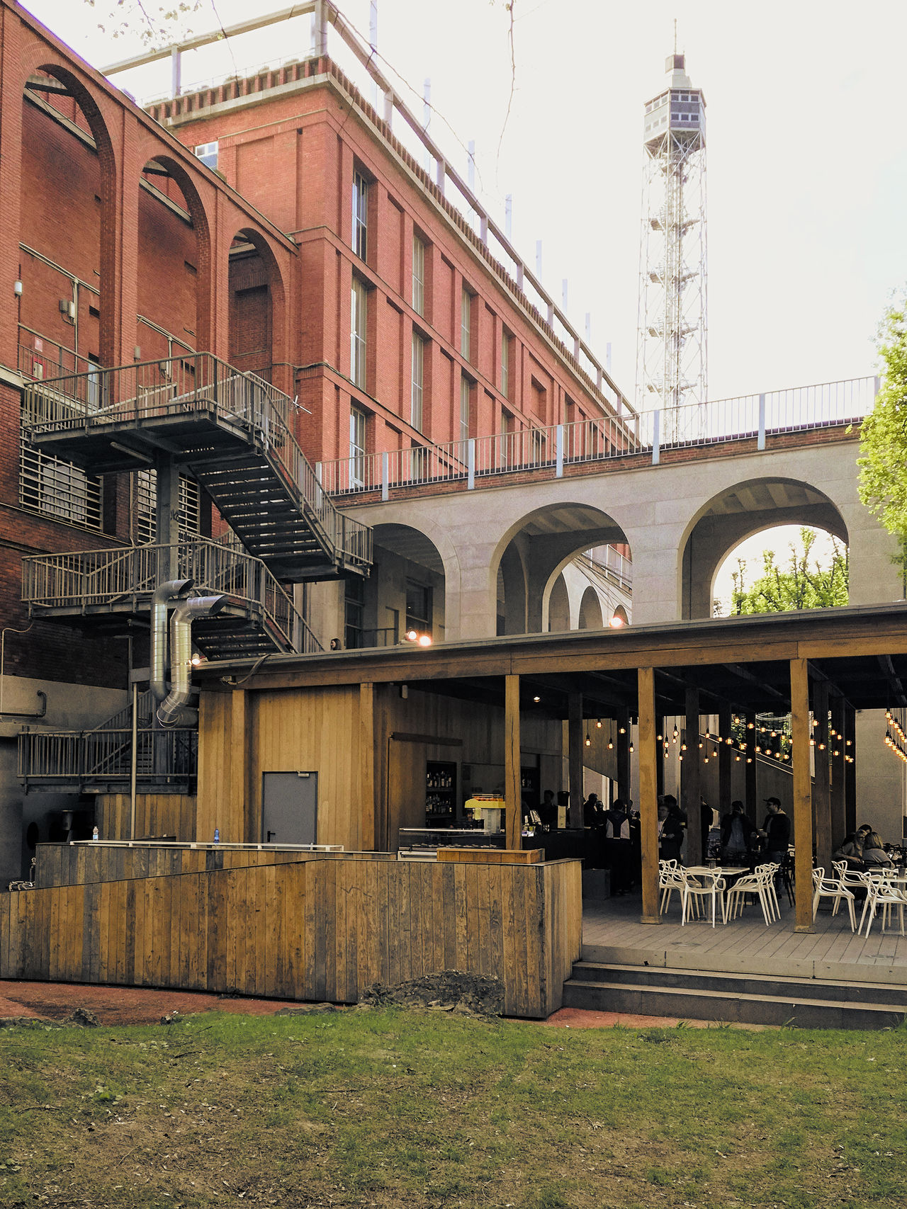 Architecture Building Exterior Built Structure Day Milano Design Week 2017 - Ventura Lambrate #salonedelmobile #milanodesignweek #design #milano #milan #venturalambrate #venturadesigndistrict #venturadesign #venturadesignco Ilsalone Ilsalonedelmobile No People Outdoors Sky Triennale