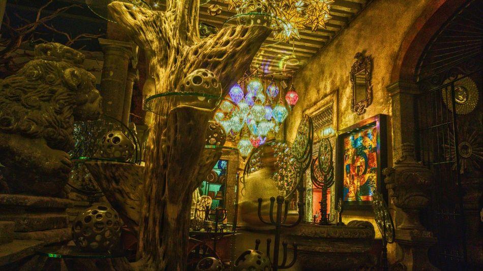 Restaurant Restaurant Casaluna Tlaquepaque Art Hello World Raw Photography Beutiful  Enjoying Life Smile Pizza Time Nice NightTour Lovephotography  HechoenMéxico