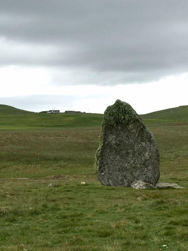 Viking standing stone