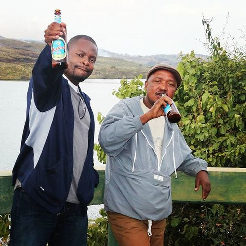 MyTanzanianBeerChallenge ...my uncle and I spent the day drinking Safari Beer. Truly a day well spent! I have taken up the challenge of drinking all 12 brands of beer brewed in Tanzania SafariBeer Beerchallenge MyAfricanVacation Backtomyroots