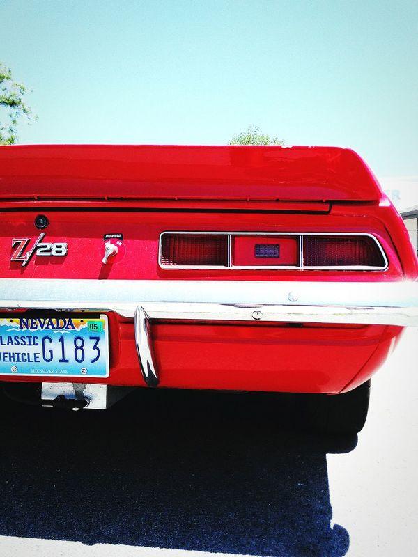 Camero School Flow Fresh As F*ck Classic Car DRHS Reno Finals