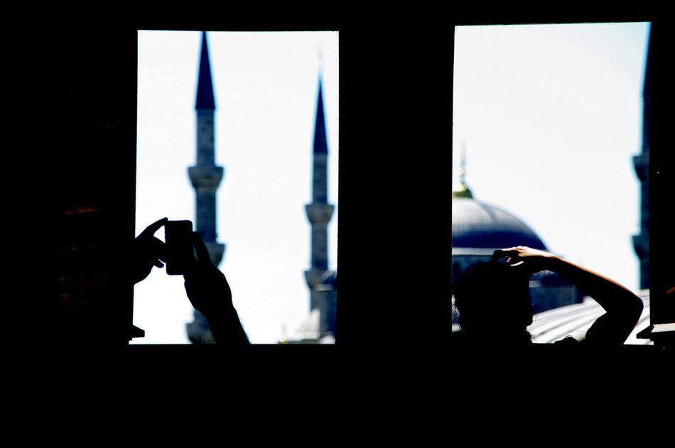 Taking Photos Of People Taking Photos Istanbul Turkey Istanbul Pentax K20d Agia Sofia Ayasofyacamii Ayasofya (Hagia Sophia) Ayasofya Flashback 2011 People And Places