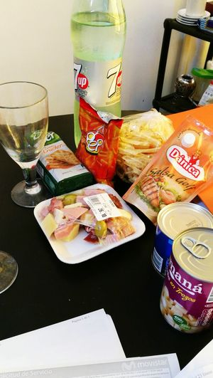 Drink Food And Drink Communication Ready-to-eat