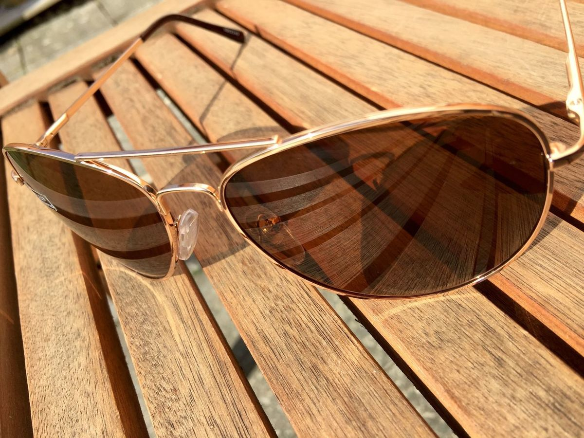 Brille Close-up Day Focus On Foreground No People Outdoors Sunglasses Sunglasses👓 Wood - Material