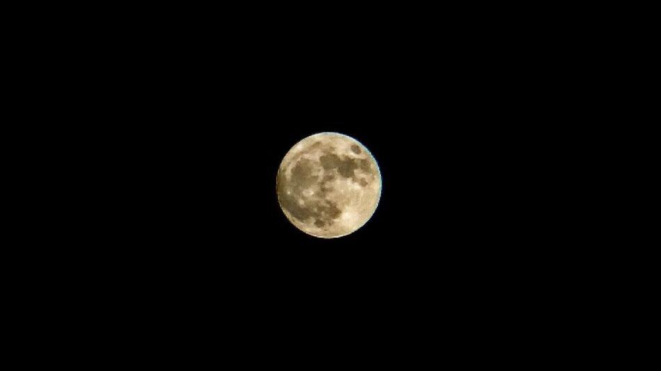 Supermoon Full Moon