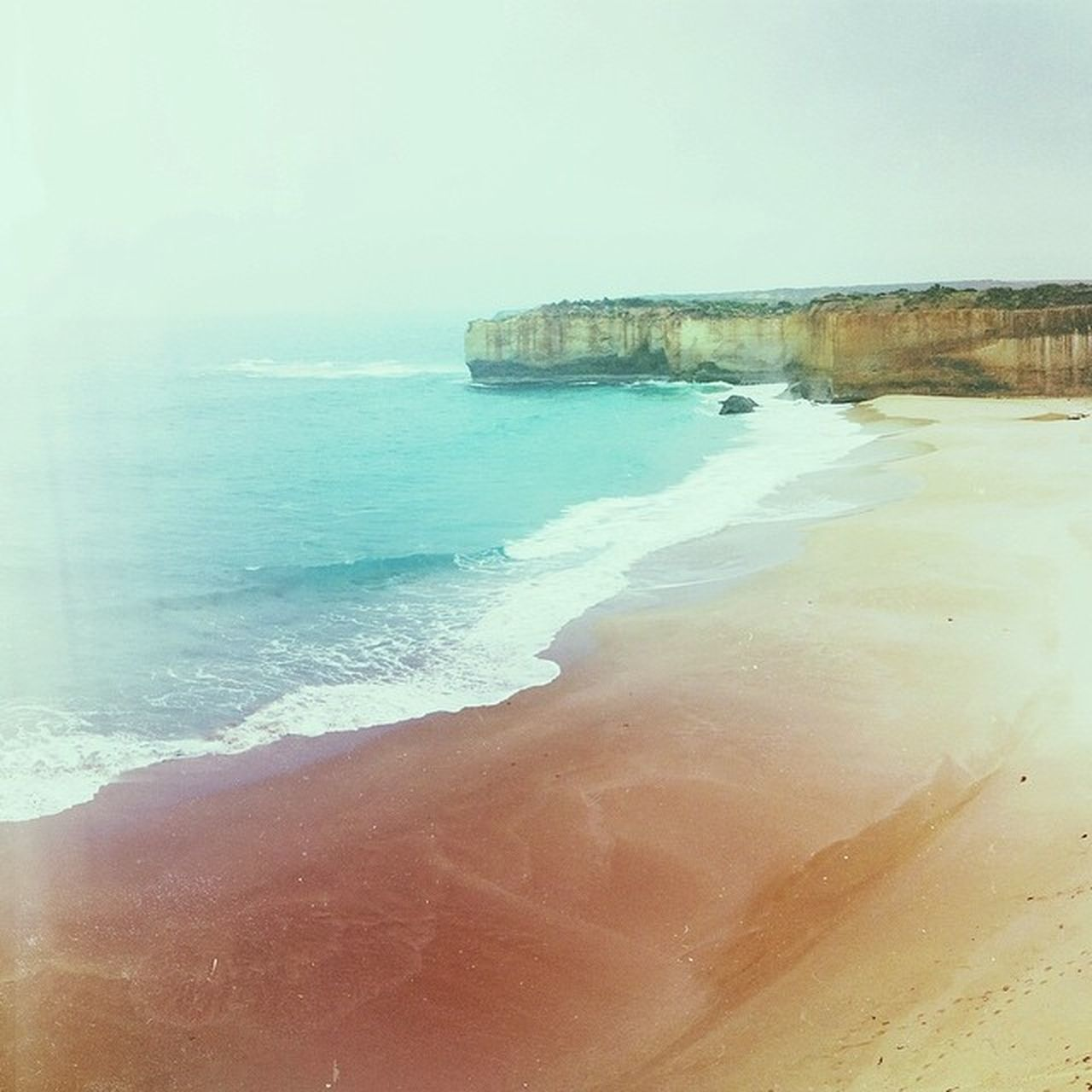 This was a few months ago, but with #mextures I could create the atmosphere I liked for this pic. #australia #greatoceanroad #portcampbell