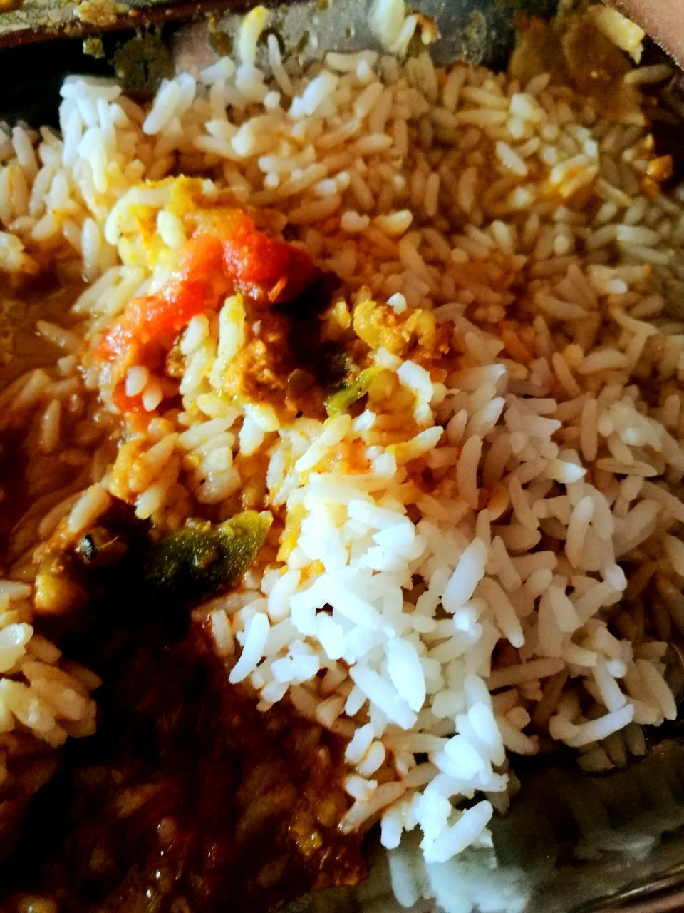 food, food and drink, rice - food staple, ready-to-eat, freshness, no people, close-up, indoors, serving size, fried rice, rice, healthy eating, day