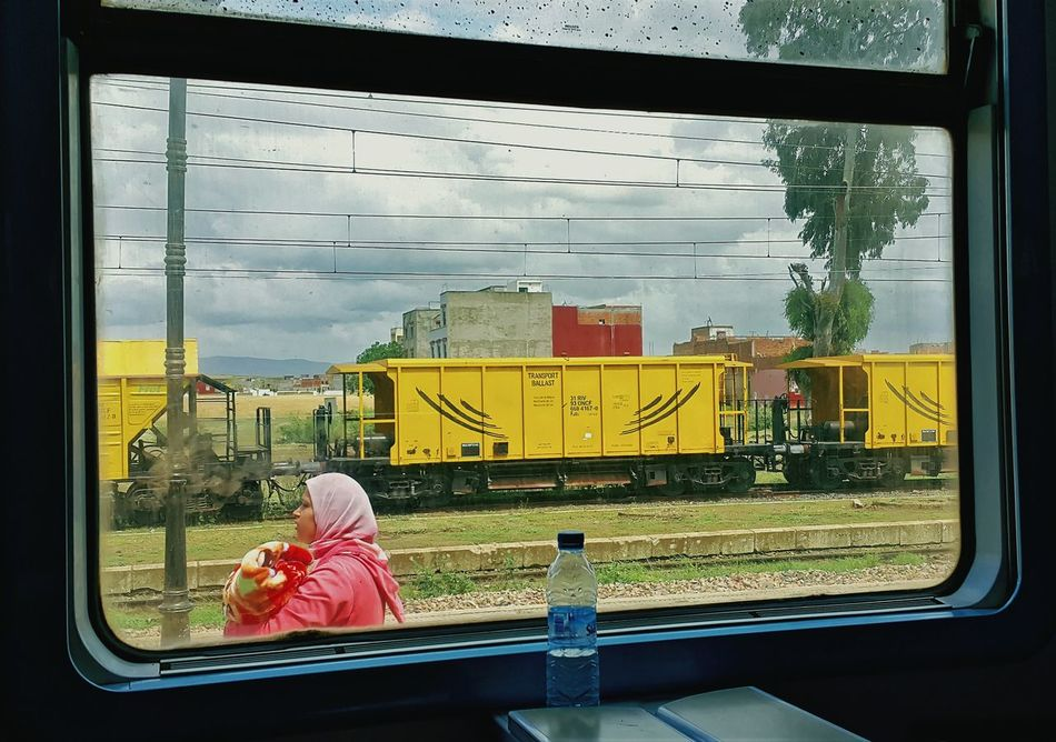 The journey Looking Through Window Transportation The Journey Goinghome Motherhood Slow Train Coming Lonely Water In And Out Note4ography