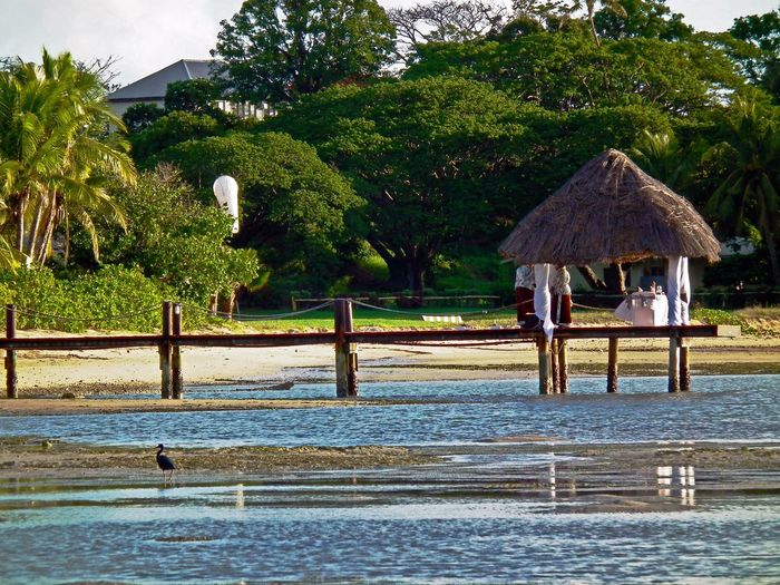 Fiji Pacific Ocean Maloololailai Relaxing Vacations