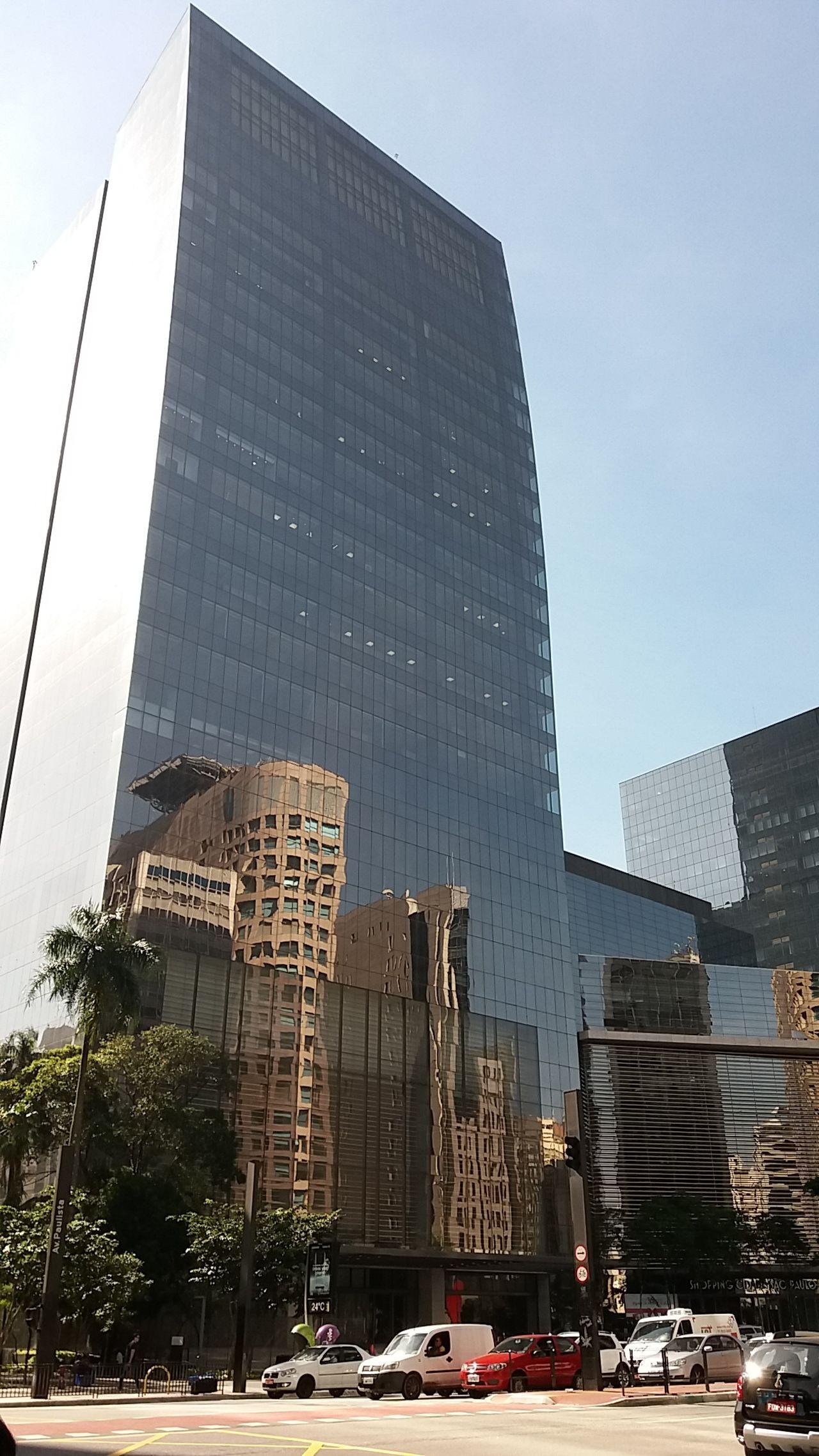 Av Paulista. São Paulo. Brasil