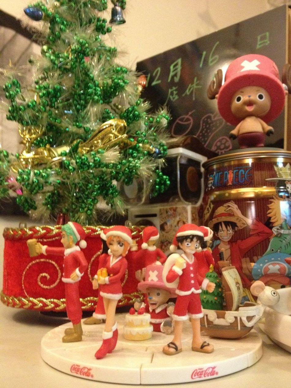 耶誕節快到了~