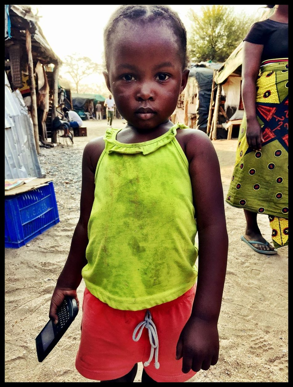 African Child Okahandja Arts And Crafts Market Namibia EyeEm Best Shots Mirada  Portrait This Is Africa That Eyes The Portraitist - 2016 EyeEm Awards Snap a Stranger IPhoneography Iphone 6 Staring At Me Mobile Conversations