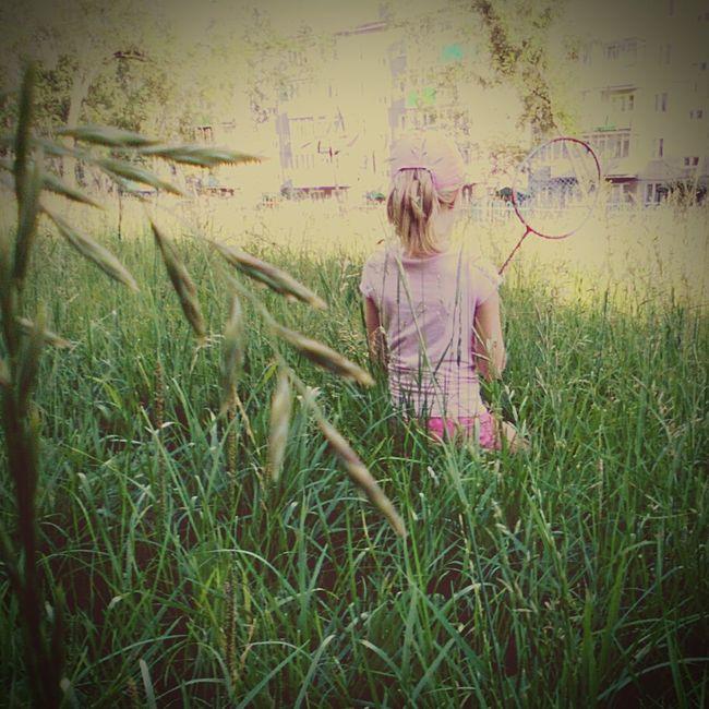 🎾Природа Natural лето 2016 Бадминтон Relaxing
