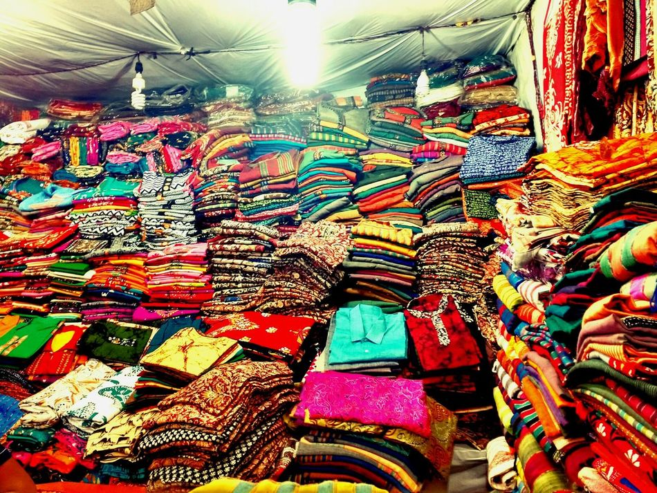 Everything In Its Place Kurta Clothing Store Shantiniketan Special Hanging Out Check This Out Eyemphotography Hello World Beautifully Organized
