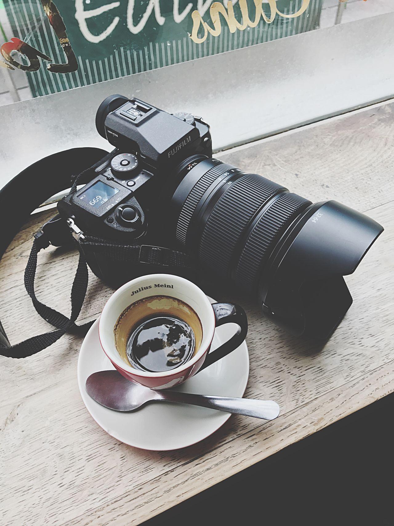Fujifilm GFX50s and espresso! Camera - Photographic Equipment Photographing Fujifilm_xseries Fujifilm Fuji Xphotographer Lifeasphotographer Photography Lifestyle Gfx GFX50s Mediumformat Mediumformatphotography