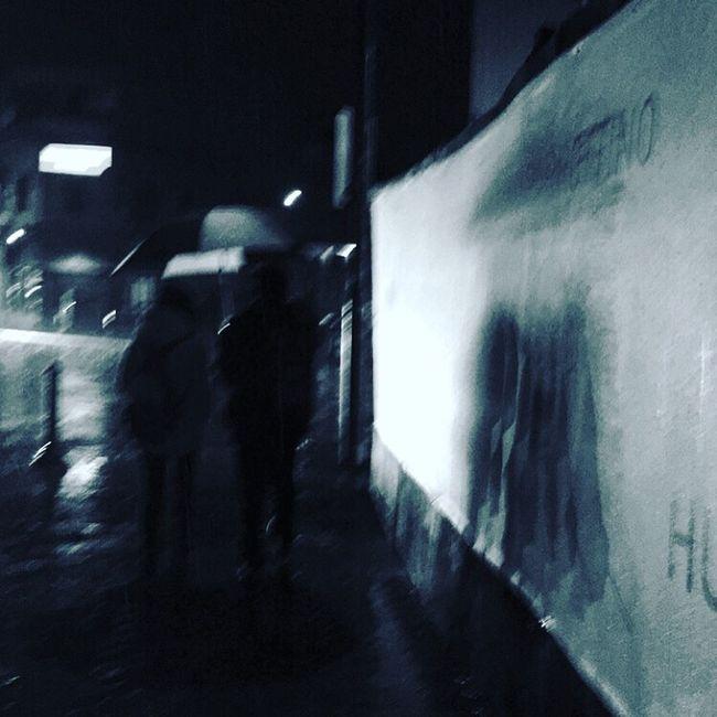 Night Lights & Rainy Night - TGIF!