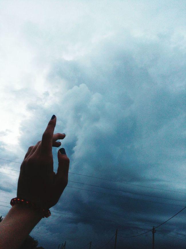 First Eyeem Photo Summer ☀ небо тучи и облака гроза и молния гроза_надвигается... красота