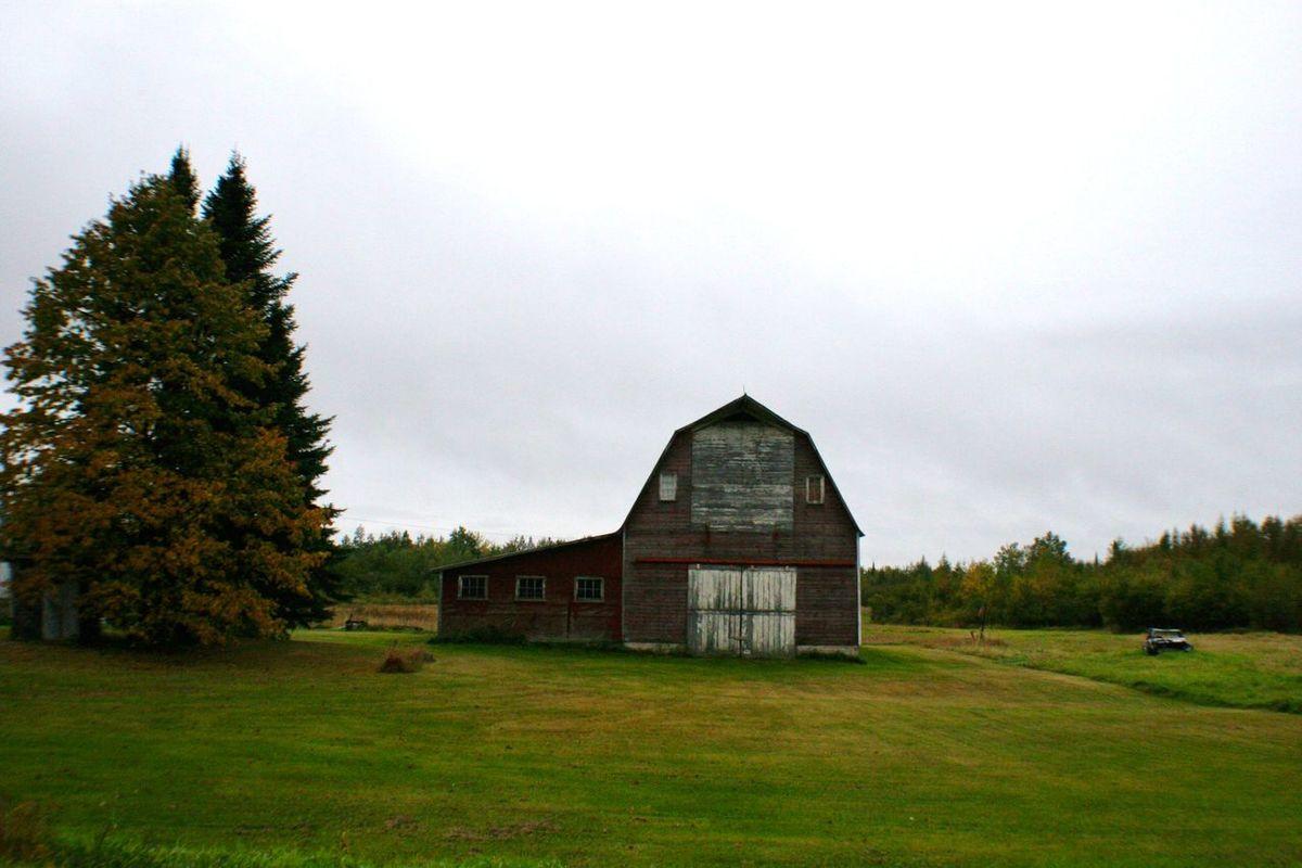 Old Barn Upper Peninsula Michigan Barn Farm
