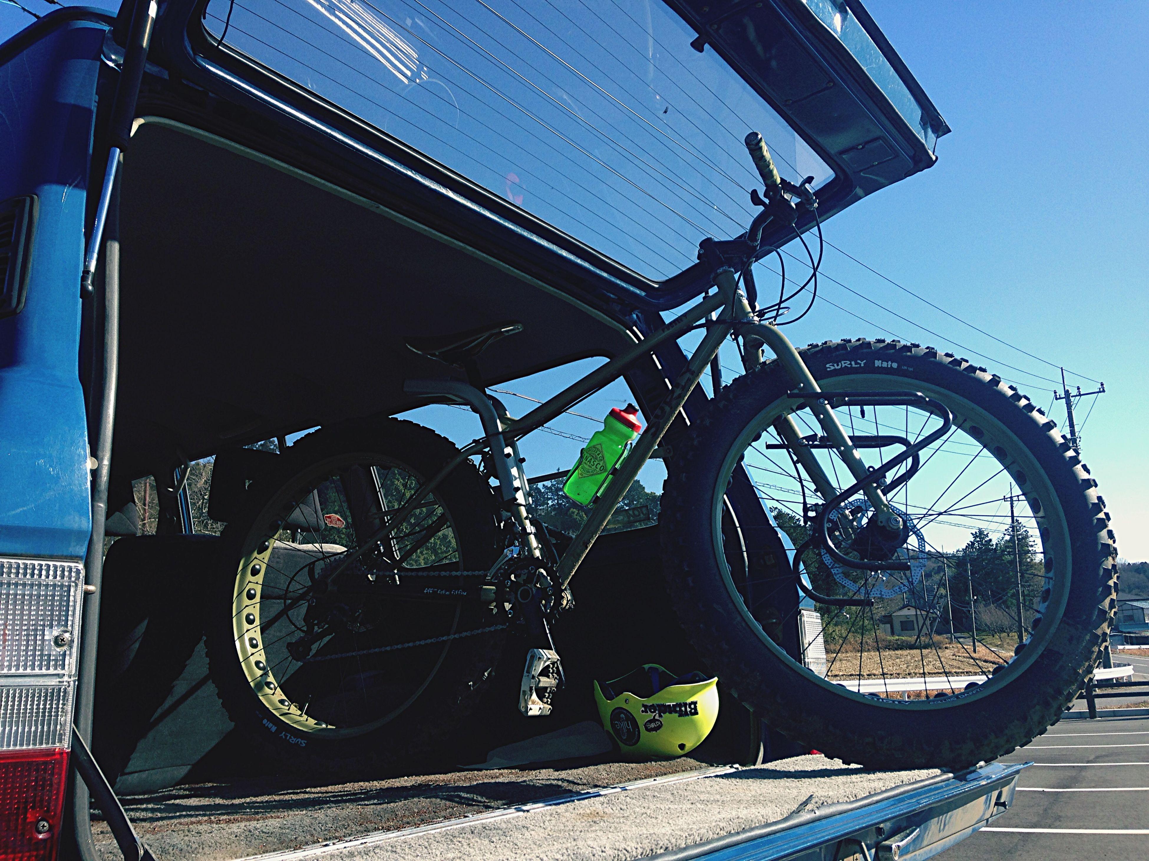 MTB life. Surly Surly Bikes Chrisking Tanasco Pugsley Pugops KingcageeToyota LandcruiserrLandcruiser600