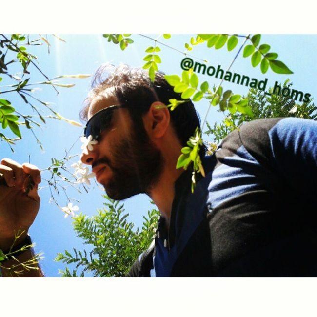 هنا_حمص حمص_العدية ... ليست مكان تخرج منه اﻷرواح .. بل فيها تسترد الروح ..! صباح الياسمين من حمص اليوم ..